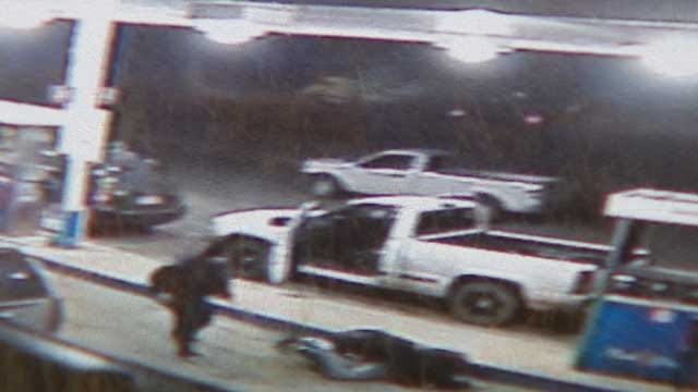 Hero Dad Thwarts Man Attempting To Steal Truck With Child Inside