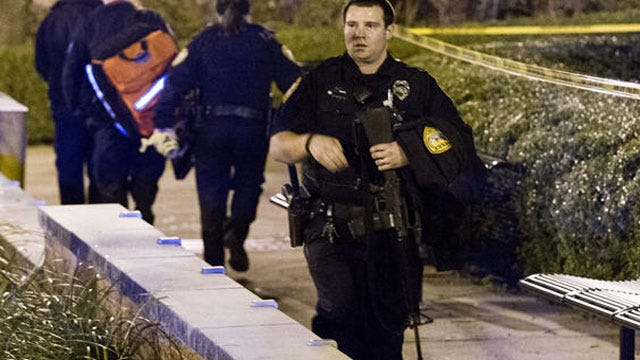 Police: Gunman Killed After Shooting At Florida State University