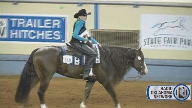American Quarter Horse Association World Championship Ends This Saturday In OKC