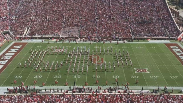 Journal Record: Returning OU Band Director Nearly Doubles His Pay