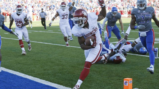 Oklahoma Football: Previewing the Sooners and Kansas
