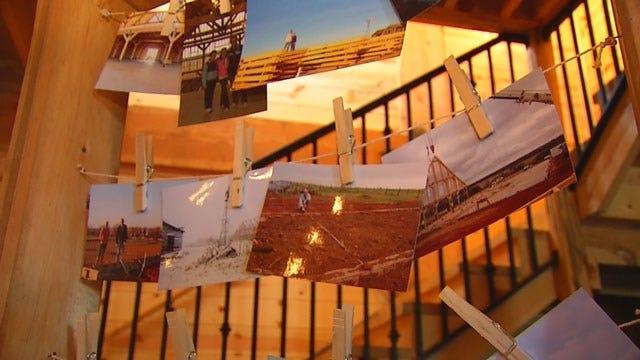 Red Dirt Diaries: Rebuilding A Barn Rehabilitates A Dad