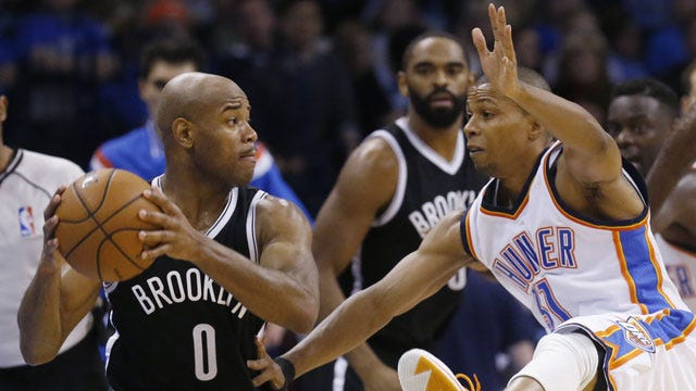 Thunder Lets Another Game Slip Away, Falls To Brooklyn