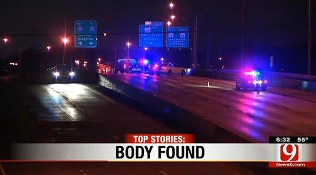OHP Identifies Man Found Dead On Oklahoma City Highway
