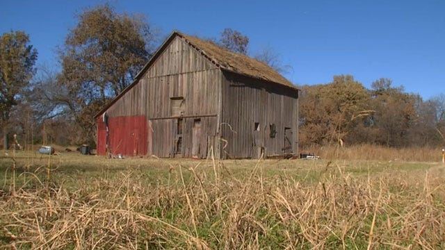 120-Year-Old Del City Barn Could Come Down