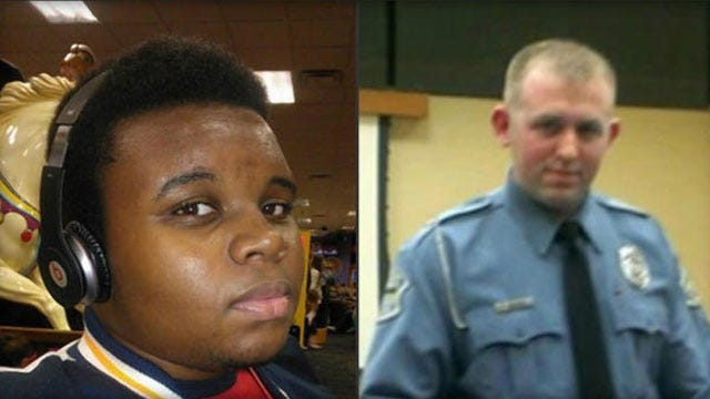 Grand Jury Decides Not To Indict Officer In Ferguson Shooting Death
