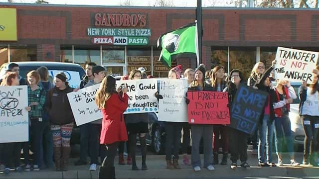 Norman High School Students, Parents Protest Over Sexual Assault