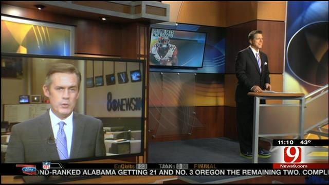Oklahoma Ford Sports Blitz: November 23