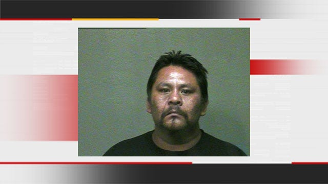 OKC Man Arrested, Accused Of Assaulting Roommate's Boyfriend