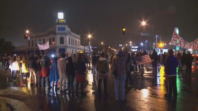 Oklahoma Officers Serving In Ferguson, Mo.