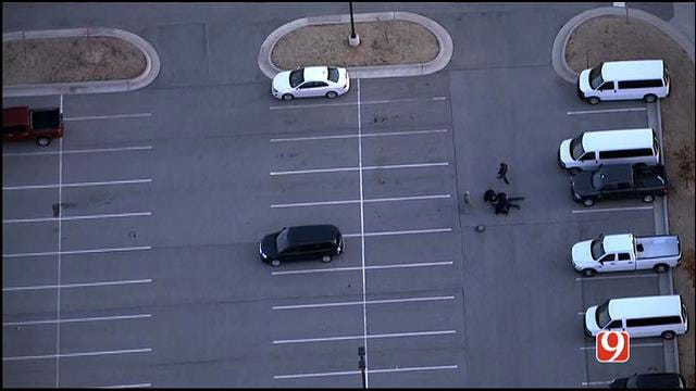 Three Suspects In Custody After High-Speed Pursuit In SW OKC
