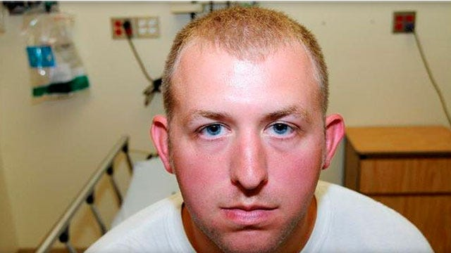 Darren Wilson Said To Have 'Clear Conscience' After Ferguson Decision