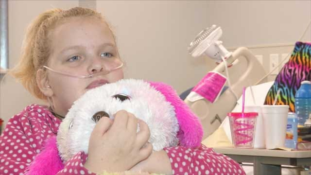 Holiday Homecoming Set For Bethany Girl With Blood Disorder