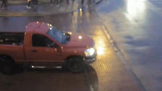 Police Seek Driver Who Fled After Hitting Pedestrian In Bricktown
