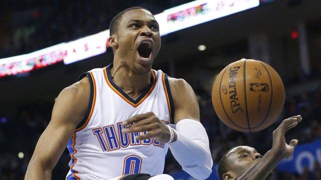 Westbrook's Return Ignites Thunder
