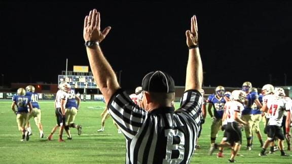 Controversy Surrounding Finish Of 3A Playoff Game