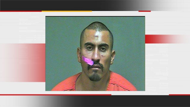 OKC Man Accused Of Randomly Attacking Three Others With Knife