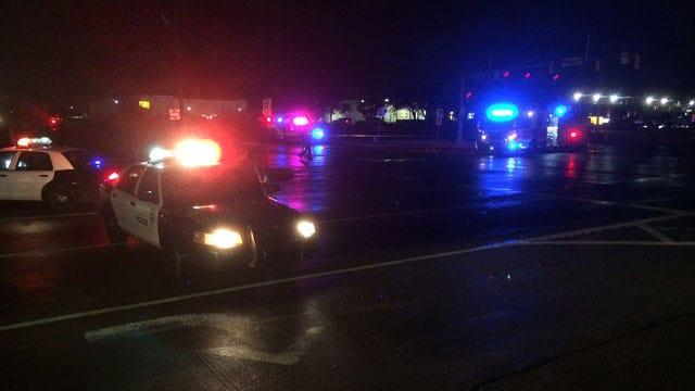Victim Dies In Crash, Intersection Shut Down In SW OKC