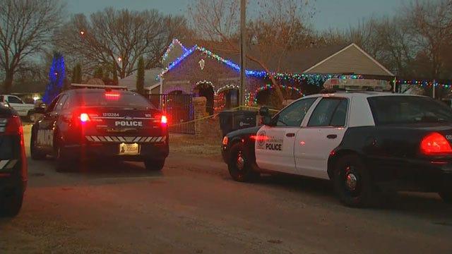 Homicide Detectives Investigating After OKC Man Finds Wife Dead Inside Home