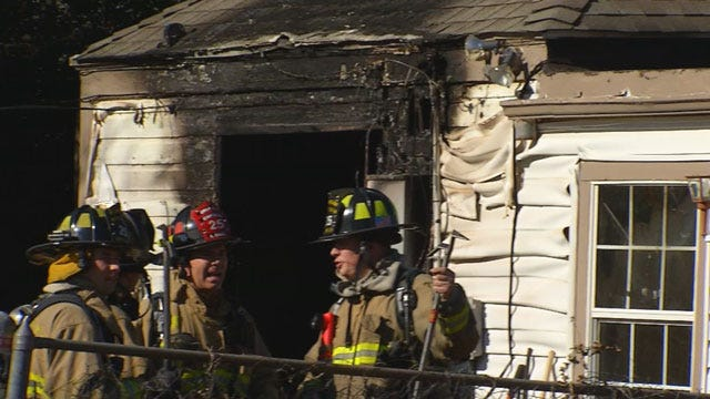 Juvenile Injured, Home Destroyed In SW OKC House Fire