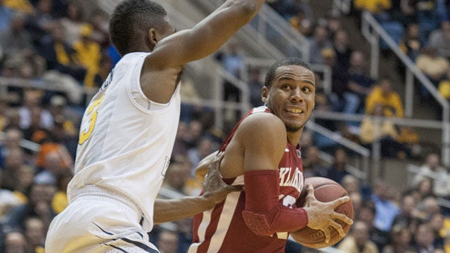 OU's Woodard Named To Cousy Award Watch List