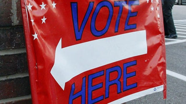Polls Open For Oklahoma Voters In General Election