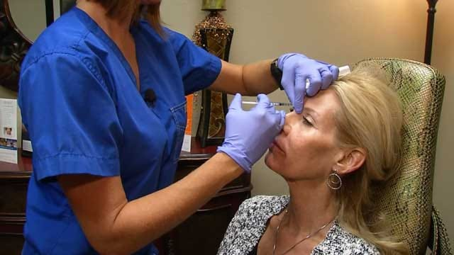Men And Women Restore Youth With 'Liquid Facelift'
