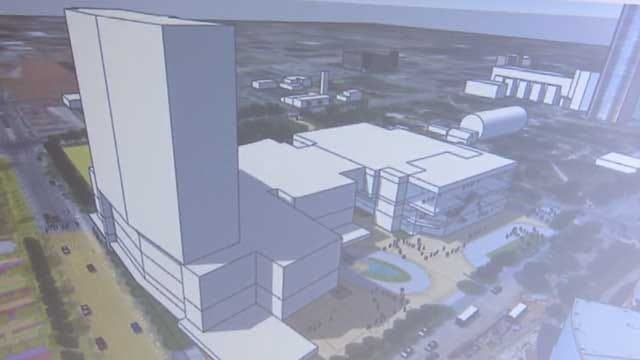 OKC City Council Approves More Funding For Convention Center