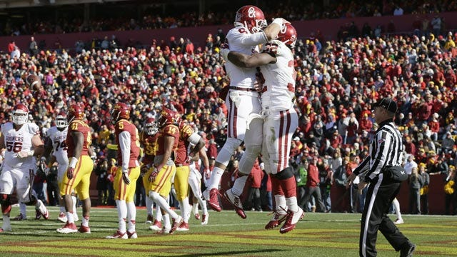 Oklahoma Football: Confidence Comes At Key Time For Sooners