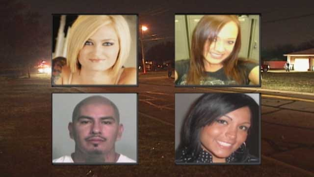 Two New Suspects Arrested In 'Cathouse' Murders