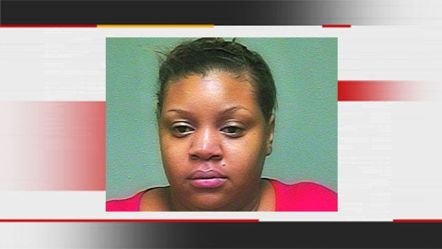 Woman Arrested For DUI After Driving On Rim In OKC