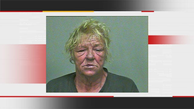 Woman Arrested In OKC For Attacking Boyfriend With Rock