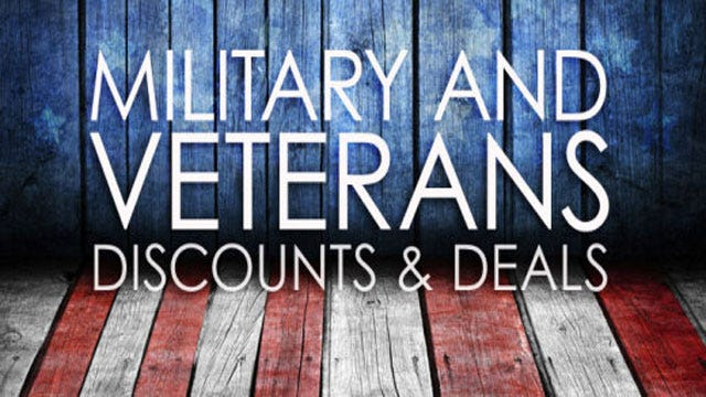 Veterans Day Deals In OKC Metro
