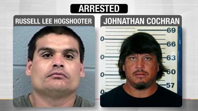 New Details Surrounding Recent Arrests In 'Cathouse' Murders