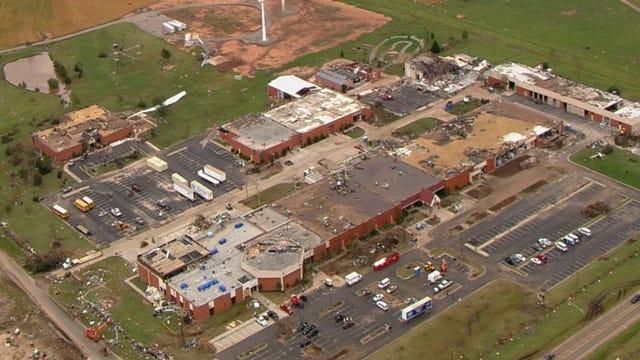 Officials To Break Ground On New Building For El Reno School Destroyed In Tornado