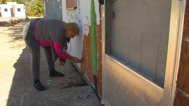 Verden Residents Volunteer To Repaint The Town