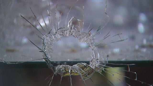 Metro Family Rattled By Drive-By Shooting