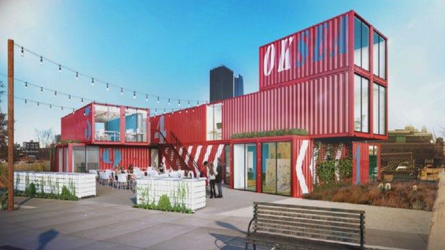 New Boxcar Development Underway In Deep Deuce District