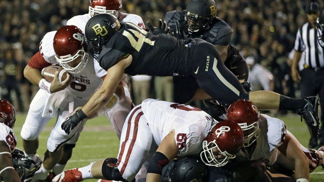 Oklahoma Football: Previewing The Sooners And Baylor