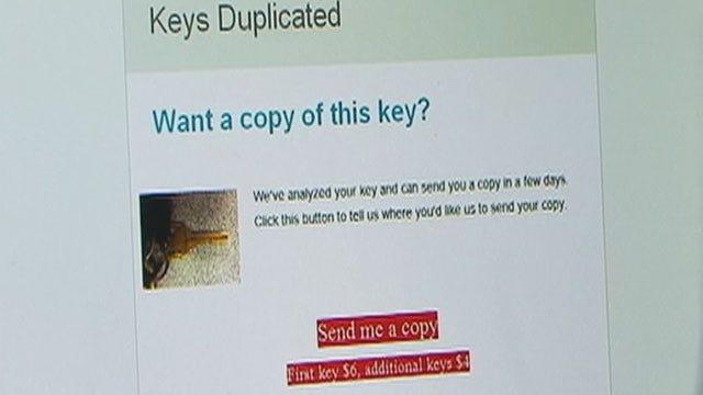 'Online Locksmith' Raises Security Concerns