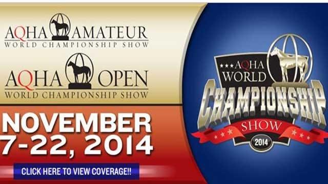 AQHA World Championship Show Kicks Off In OKC