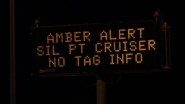 Ardmore Police Issue Amber Alert For 7-Year-Old Girl