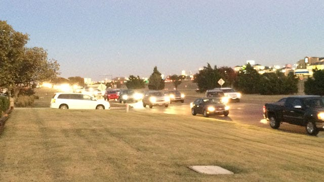 Quail Springs Outage Impacts Drivers