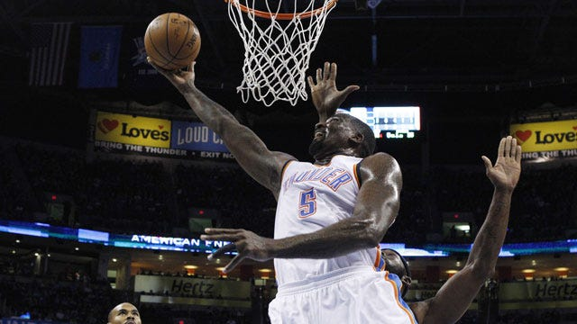 Scraping By: Thunder Grab Much-Needed Win Over Kings