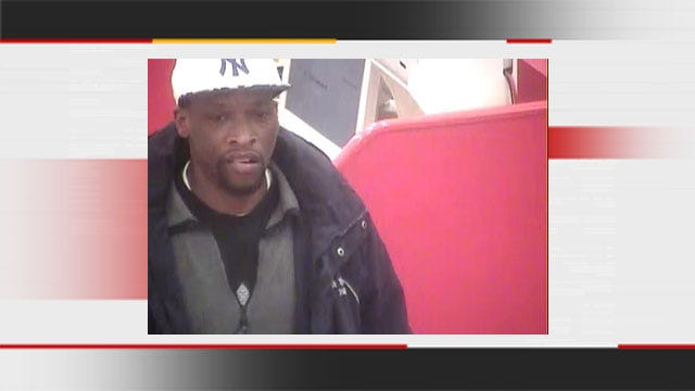 Police Seek Suspect Who Stole TV From OKC Target
