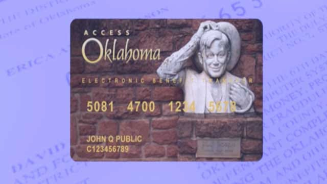 Woman Accused Of Defrauding Oklahoma Food Stamp Program