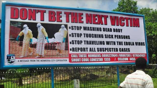 Ebola Death Toll Tops 4K As U.S. Steps Up Actions In Liberia