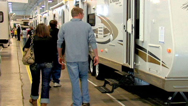 Fall RV Show Brings Fun, Family Activities To OKC