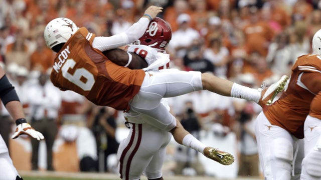 Oklahoma Football: Previewing the Sooners and Texas