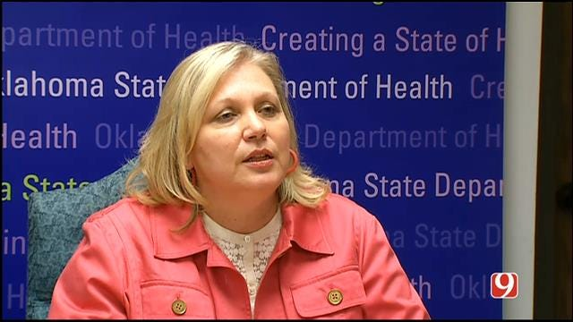 Oklahoma Health Department Holds Ebola Discussion